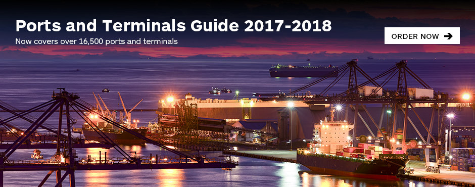 Order the 2017-18 Ports & Terminal Guide now