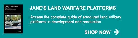 Buy 2017 Jane's Land Warfare Platforms now