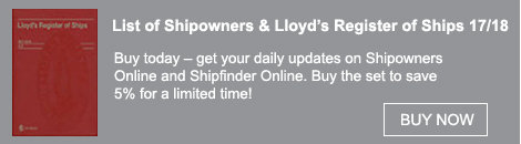 Buy List of Shipowners & Register of Ships - limited time discount when you buy both