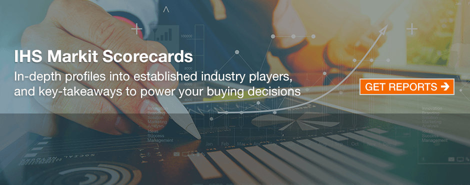 Buy IHS Markit Mobile & Telecom Scorecards - industry player profiles