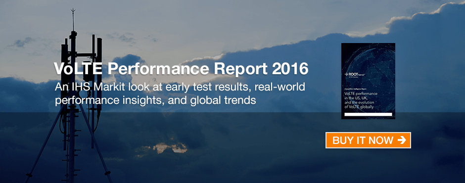 Buy VoLTE Performance Report 2016