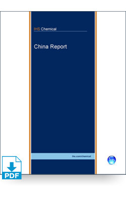 Image for China Report: Bisphenol A from IHS Markit