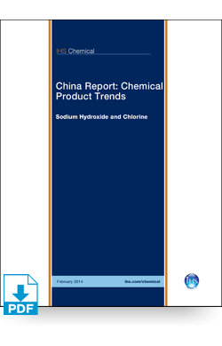 Image for China Report: Sodium Hydroxide & Chlorine from IHS Markit