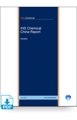 Image for China Report: Sorbitol from IHS Markit