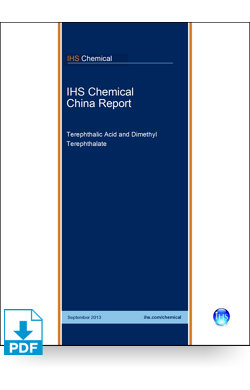 Image for China Report: Terephthalic Acid & Dimethyl Terephthalate from IHS Markit