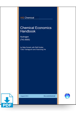 Image for CEH: Hydrogen from IHS Markit