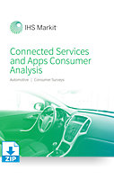 Automotive Connected Services and Apps Consumer Analysis