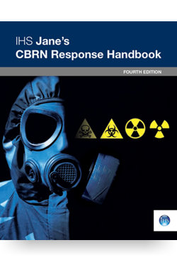 Image for CBRN Response Handbook - 4th Edition from IHS Markit
