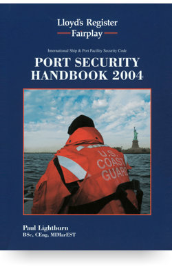 Image for Port Security Handbook from IHS Markit