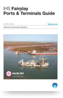 Image for Ports & Terminals Guide Directory 13/14 from IHS Markit