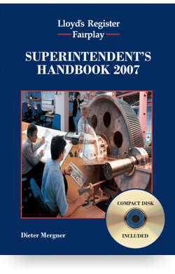 Image for Superintendent's Handbook 2007 from IHS Markit