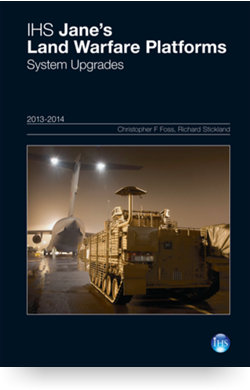 Image for Land Warfare Platforms: System Upgrades Yearbook 13/14 from IHS Markit