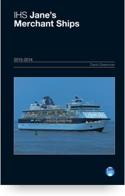 Image for Merchant Ships Yearbook 13/14 from IHS Markit