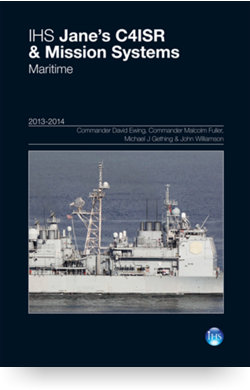 Image for C4ISR & Mission Systems: Maritime Yearbook 13/14 from IHS Markit