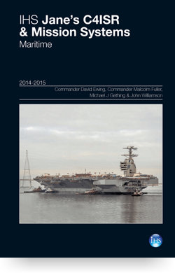 Image for C4ISR & Mission Systems: Maritime Yearbook 14/15 from IHS Markit