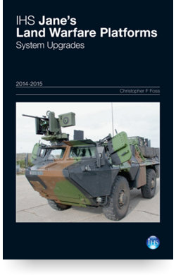 Image for Land Warfare Platforms: System Upgrades Yearbook 14/15 from IHS Markit
