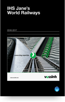 Image for World Railways Yearbook from IHS Markit