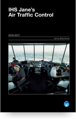 Image for Air Traffic Control Yearbook from IHS Markit