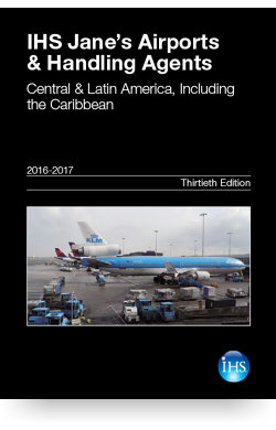 Image for Airports & Handling Agents Library: Central & Latin America from IHS Markit