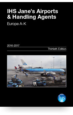 Image for Airports & Handling Agents Library: Europe from IHS Markit