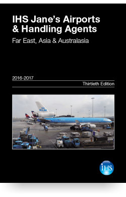 Image for Airports & Handling Agents Library: Far East, Asia & Australasia from IHS Markit