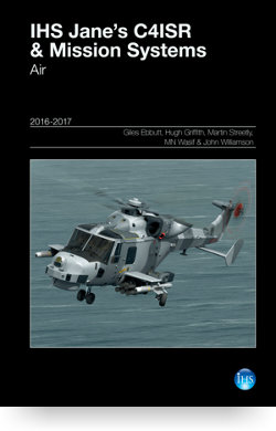Image for C4ISR & Mission Systems: Air Yearbook from IHS Markit