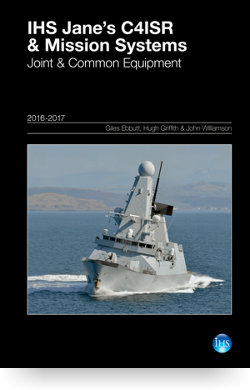 Image for C4ISR & Mission Systems: Joint & Common Equipment Yearbook from IHS Markit