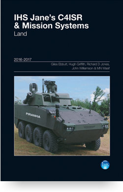 Image for C4ISR & Mission Systems: Land Yearbook from IHS Markit