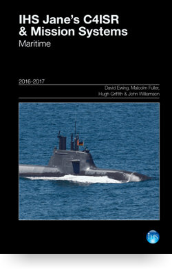 Image for C4ISR & Mission Systems: Maritime Yearbook from IHS Markit