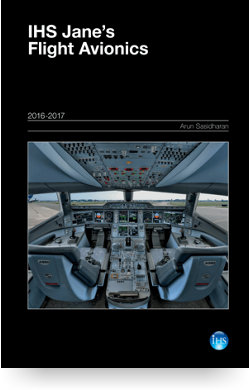 Image for Flight Avionics Yearbook from IHS Markit