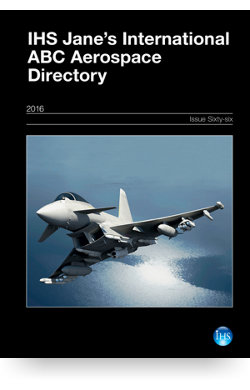 Image for International ABC Aerospace Directory Yearbook from IHS Markit