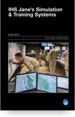 Image for Simulation & Training Systems Yearbook from IHS Markit