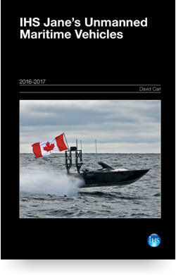 Image for Unmanned Maritime Vehicles Yearbook from IHS Markit