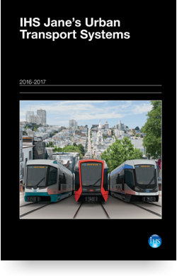 Image for Urban Transport Systems Yearbook from IHS Markit