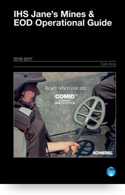 Image for Mines & EOD Operational Guide Yearbook from IHS Markit