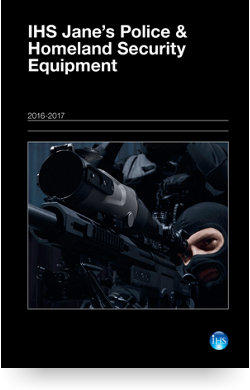 Image for Police & Homeland Security Equipment Yearbook from IHS Markit