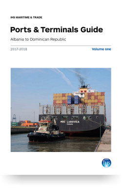 Image for Ports & Terminals Guide Directory from IHS Markit