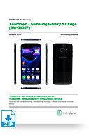 Teardown - Samsung Galaxy S7 Edge (SM-G935F)