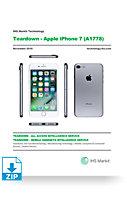 Teardown - Apple iPhone 7 (A1778)