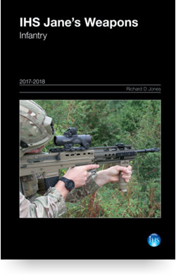 Image for Weapons: Infantry Yearbook from IHS Markit