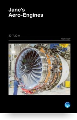 Image for Aero Engines Yearbook from IHS Markit