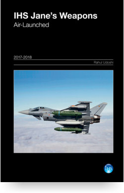 Image for Weapons: Air-Launched Yearbook from IHS Markit