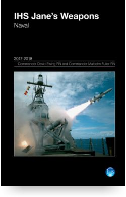Image for Weapons: Naval Yearbook from IHS Markit