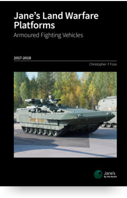 Image for Land Warfare Platforms: Armoured Fighting Vehicles Yearbook from IHS Markit