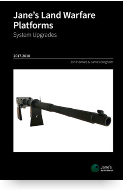 Image for Land Warfare Platforms: System Upgrades Yearbook from IHS Markit
