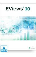 Commercial EViews 10 Enterprise Edition Single-User License for Windows
