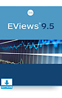 Commercial EViews 9.5 Standard Edition Single-User License for Windows