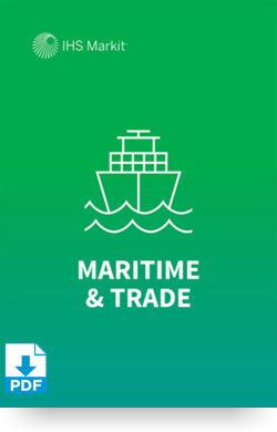 Image for World Fleet Statistics Report from IHS Markit